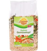 Antersdorfer Mühle Quinoa Gemüsetopf, 250 gr Packung