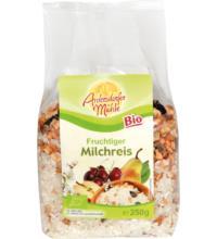 Antersdorfer Mühle Fruchtiger Milchreis, 250 gr Packung