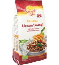 Antersdorfer Mühle Gemüse Linsen Eintopf, 200 gr Packung