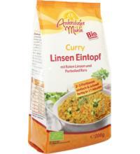 Antersdorfer Mühle Curry Linsen Eintopf, 200 gr Packung