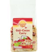 Antersdorfer Mühle Goji-Cocos-Curry, 200 gr Packung