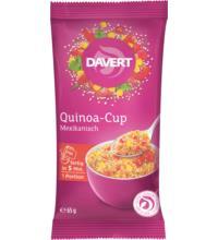 Davert Quinoa-Cup Mexikanisch, 65 gr Packung