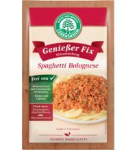 Lebensb Fix - Spaghetti Bolognese, 37 gr Packung