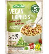 Allos Vegan Express Ital. Kräuter, 60 gr Beutel