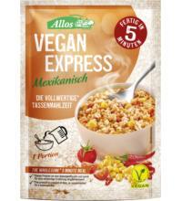 Allos Vegan Express Mexikanisch, 65 gr Beutel