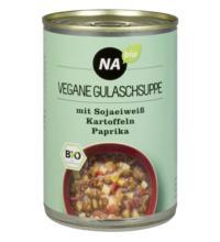 NAbio Vegane Gulaschsuppe, 400 gr Dose