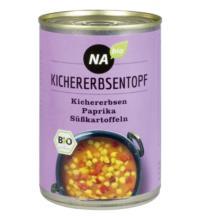 NAbio Kichererbsentopf, 400 gr Dose