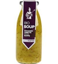 Freshhunter Zucchini Limette Minze Suppe, 250 ml Flasche