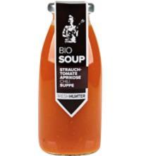 Freshhunter Strauchtomate Aprikose Suppe, 250 ml Flasche