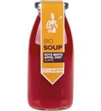 Freshhunter Rote Rübe Apfel Zimt Suppe, 250 ml Flasche