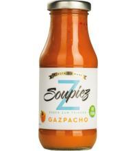 Wünsch-Dir-Mahl Soupiez Gazpacho Trinksuppe, 250 ml Flasche Trinksuppe