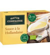 Natur Comp Sauce à la Hollandaise feinkörnig, 46 gr Packung - ergibt  2x 250 ml