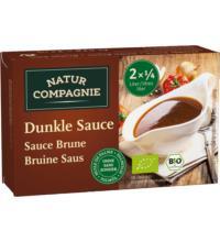 Natur Comp Dunkle Sauce feinkörnig, 42 gr Packung