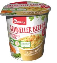 Cenovis Kartoffelbrei mit Röstzwiebeln, 45 gr Becher