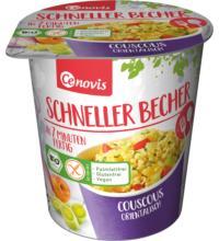 Cenovis Couscous orientalisch, 68 gr Becher