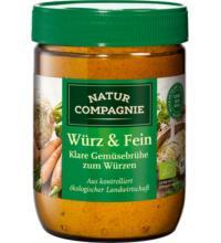 Natur Comp Würz & Fein, 252 gr Glas/14 ltr.