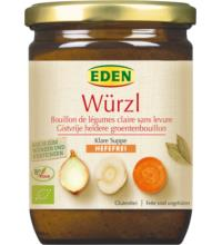 Eden Würzl hefefrei, 250 gr Glas