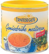 Erntesegen Gemüsebrühe, mediterran, 125 gr Dose