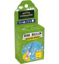 Natur Comp Drink Bouillon Rocking Veggie, 10x5gr Packung für10x0,25 ltr