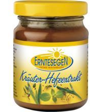 Erntesegen Kräuter-Hefeextrakt, 150 gr Glas