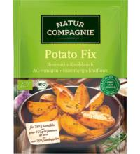 Natur Comp Potato Fix Rosmarin-Knoblauch, 35 gr Packung