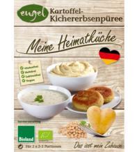 Nähr-Engel Kartoffel-Kichererbsen-Püree, 130 gr Packung