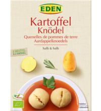 Eden Kartoffel-Knödel halb & halb, 230 gr Packung