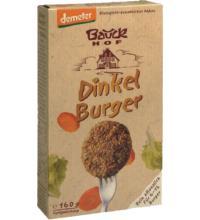 Bauck Hof Dinkel Burger, 160 gr Packung