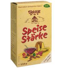 Bauck Hof Speisestärke, 250 gr Packung -glutenfrei-