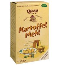 Bauck Hof Kartoffelstärke, 250 gr Packung -glutenfrei-