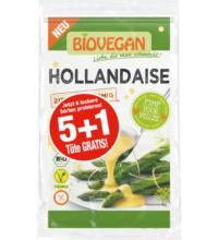 Biovegan 6er Pack Saucen sortiert je Sauce eine Tüte, 6x 28 gr Packung  5+1 Tüte gratis