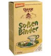 Bauck Hof Soßenbinder, 250 gr Packung -glutenfrei-