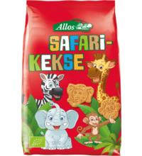 Allos Safari-Kekse, 150 gr Packung