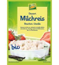 Bio Vita Milchreis Vanille, 115 gr Beutel