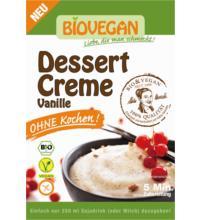 Biovegan Vanille Dessertcreme ohne Kochen, 52 gr Packung