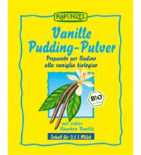 Rapunzel Vanille-Pudding-Pulver, 40 gr Beutel