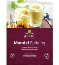 Arche Mandel-Pudding, 46 gr Beutel