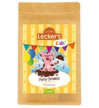 Lecker's Party Brownies, 256 gr Packung