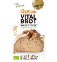 Biovegan Brotbackmischung Vital, 315 gr Packung