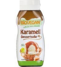 Biovegan Karamell Dessertsoße, 250 gr Flasche