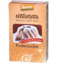 Naturata Puderzucker, 125 gr Packung