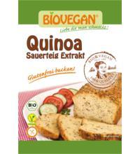 Biovegan Quinoa Sauerteigextrakt, 20 gr Packung -glutenfrei-