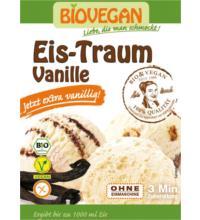 Biovegan Eis - Traum Vanille, 77 gr Packung