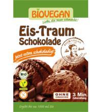 Biovegan Eis - Traum Schokolade, 89 gr Packung