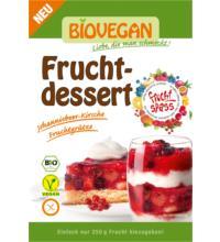 Biovegan Johannisbeer-Kirsche, 30 gr PackungFruchtgrütze