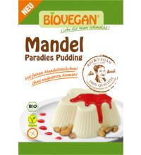 Biovegan Paradies Pudding Mandel, 49 gr Packung