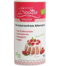 Genuss ohne Reue Biosüße Powder kalorienfrei, 90 gr Dose