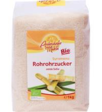 Antersdorfer Mühle Rohrohrzucker Syramena, 1 kg Packung