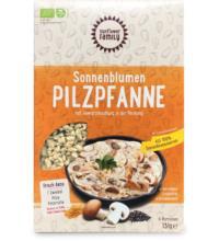 Sunflower Family GmbH Sonnenblumen Pilzpfanne, 131 gr Packung