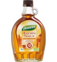 dennree Canadischer Ahornsirup, Amber Rich Taste, 375 ml Flasche